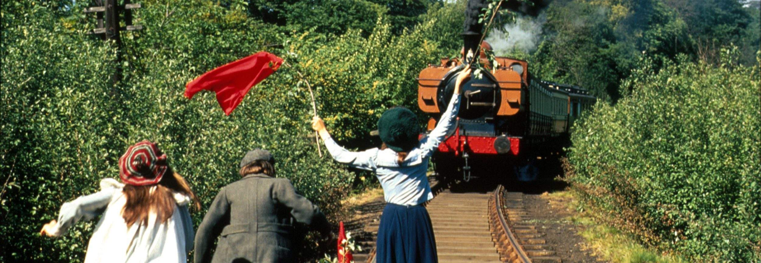 STUDIOCANAL announce principal photography and cast of The Railway Children Return